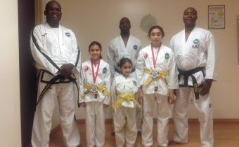 2015 Ontario Provincial Taekwon-Do Championships Results